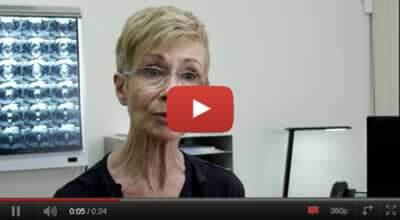 Video thumbnail of robot surgery